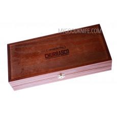 Tramontina Churrasco Grillisetti 4-osainen  21198964 20cm - 3