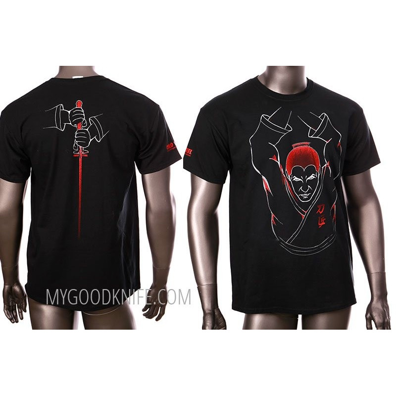 T-shirt Cold Steel Samurai XL 705442007623 - 1