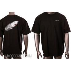 T-paita 5.11 Bullet Shark L 844802309707