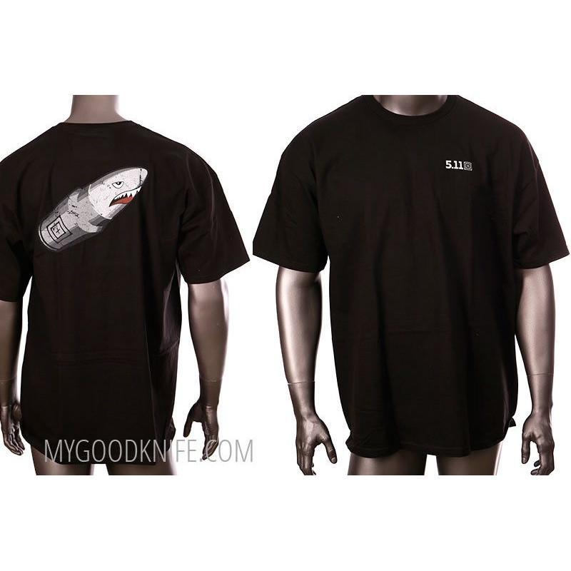 Футболка 5.11 Bullet Shark L 844802309707 - 1