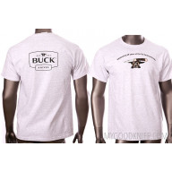 T-shirt Buck Celebrating 50 years of the 110 Folding Hunter L 033753124440 - 1