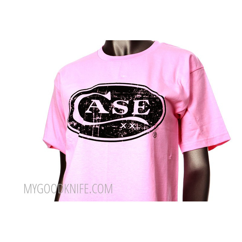 T-shirt Case Pink S 021205502274 - 1