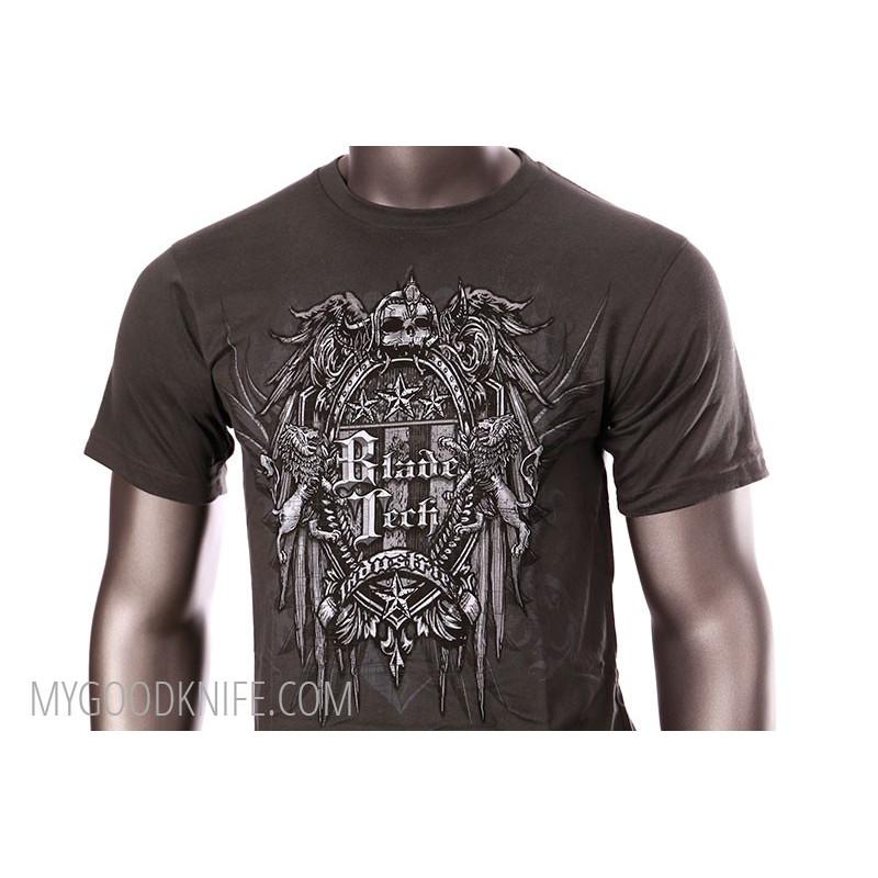 T-paita Blade Tech Grey M 000000170000 - 1