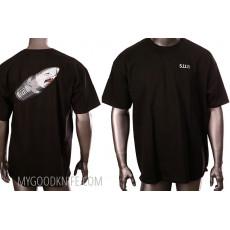T-paita 5.11 Bullet Shark XXL 844802309721