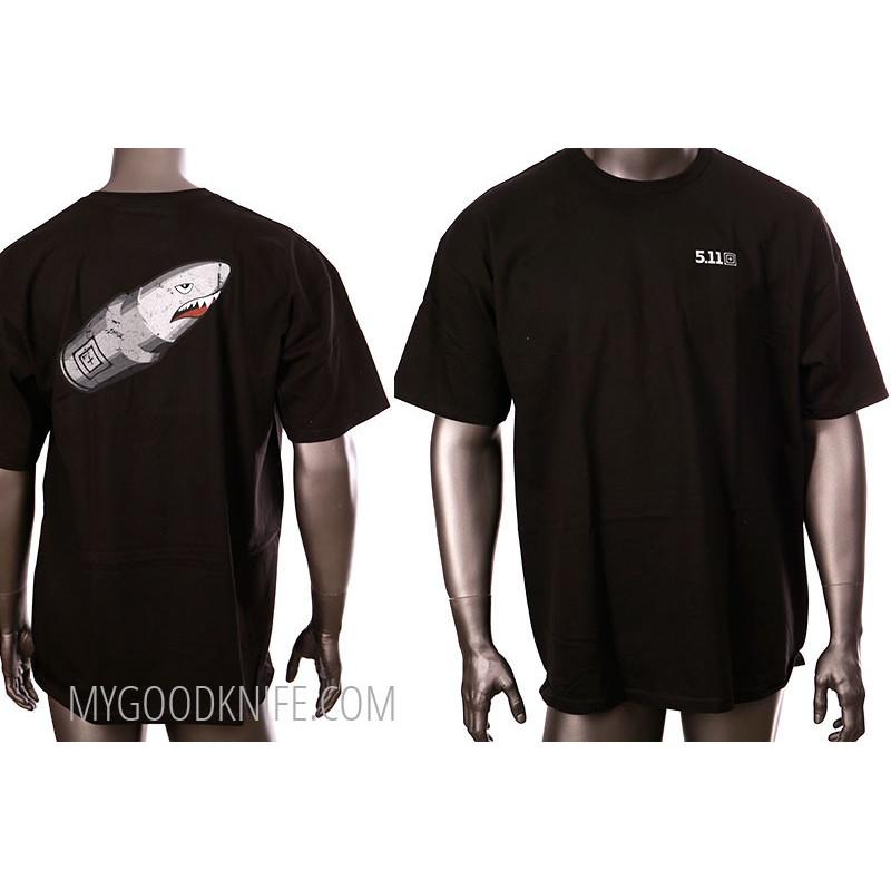 T-paita 5.11 Bullet Shark XXL 844802309721 - 1