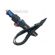 Водолазный нож Ocean Master Дайверский  QT500LS 12.9см - 3