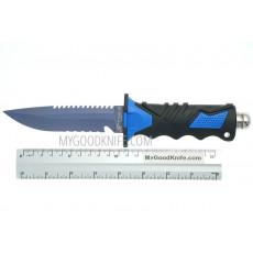 Diving knife Ocean Master QT500LS 12.9cm - 6