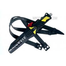 Водолазный нож Ocean Master Дайверский QT500SAW 12.9см - 5