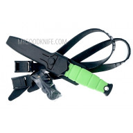 Diving knife Schrade Water Rat WR3 12cm - 3