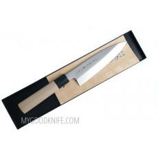 Японский кухонный нож Деба Tojiro Zen FD-571 15.5см - 3