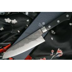 Santoku Japanese kitchen knife Tojiro Atelier TA-SA170 17cm - 3