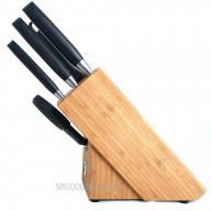 Kitchen knife set Zwilling J.A.Henckels Pure In bamboo block,  7 pcs  33620-001-0 - 2