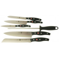 Kitchen knife set Zwilling J.A.Henckels Twin Pollux In block, 7 pcs  30756-200-0 - 5