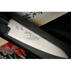 Gyuto Japanese kitchen knife Tojiro Shippu Special TSSCH 18cm - 2