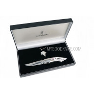 Kääntöveitsi Browning Leaf Necklace Knife Combo BR009 7cm