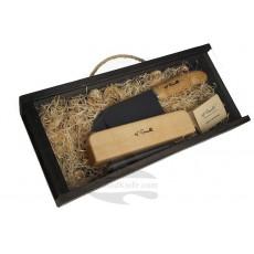 Kokkiveitsi Roselli Pikkukokki lahjapakkauksessa R700P 13.5cm