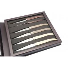Cuchillo Chuletero Tarrerias-Bonjean Juego de  6 Intuition  446510 10cm