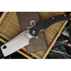 Kääntöveitsi CH Knives Saber Cleaver Butcher Black 3531 10.4cm