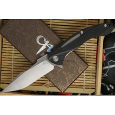 Folding knife CH Knives 3519 Black 10cm