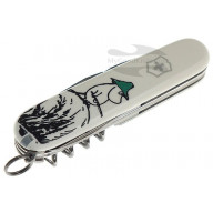 Multi-tool Victorinox Moomi swiss knife Moominpappa and the Lighthouse Keeper 6417167001407 6cm