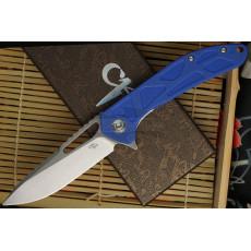 Kääntöveitsi CH Knives 3509 Blue 3509bl 9.9cm