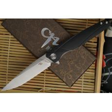 Складной нож CH Knives 3007 Black  3007bk 9.3см