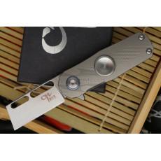 Folding knife CH Knives Spinner Grey Small  spinnergr 4.4cm