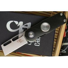 Складной нож CH Knives Spinner Black Small  spinnerbl 4.4см