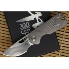 Navaja CH Knives Toad Grey Small Toad-GR 4.5cm