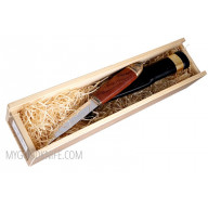 Finnish knife Marttiini Salmon puukko in gift box 552010w 11cm