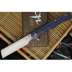 Kääntöveitsi CH Knives Man Purple manpl 9.2cm