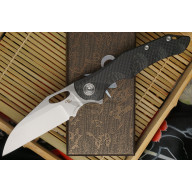 Folding knife CH Knives Nighthawk Blue nightbl 9.2cm