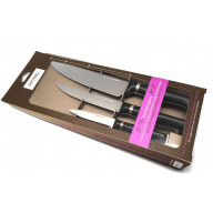 Kitchen knife set Opinel Intempora Trio  ОО1614