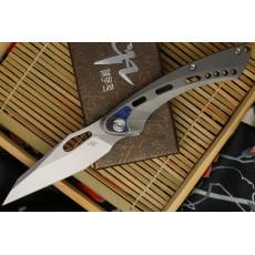 Navaja CH Knives Marshal Grey  MARSHAL-GR 9.3cm