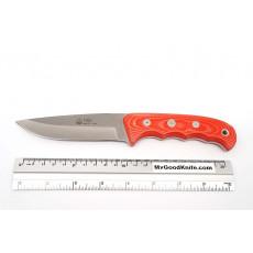 Нож с фиксированным клинком Puma IP Rojo, микарта 840161 10.6см - 5