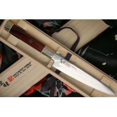 Japanilainen Mcusta Zanmai Coreless Aranami Petty-veitsi ZUA-1002C 15cm