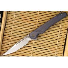 Складной нож We Knife Array Blue, stonewash 718B 9.4см