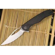 Складной нож CIVIVI Shredder Black Satin C912C 9.4см