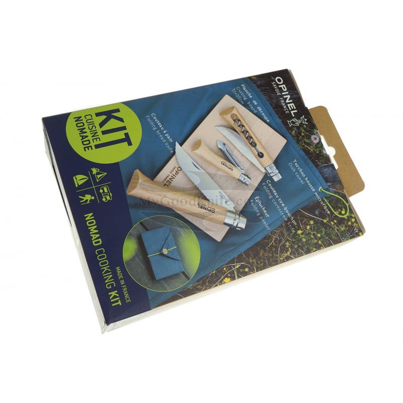 Kitchen knife set Opinel Nomad cooking kit  002177 - 1