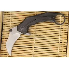 Karambit-kääntöveitsi We Knife Incisor Musta 816C 7cm