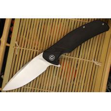 Folding knife CIVIVI Incite Black Ebony Wood C908E 9.4cm