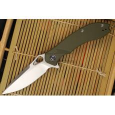 Складной нож CIVIVI Aquila Зеленый Satin C805B 8.8см