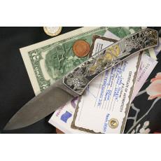Kääntöveitsi N&L Knives Aurum Lady Vampire 9.5cm