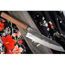 Японский кухонный нож Гьюто Ittetsu Shirogami IW1187 18см
