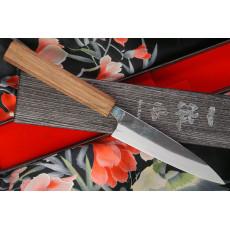 Японский кухонный нож Ittetsu Shirogami Petty IW1181 12см