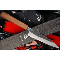 Japanese kitchen knife Ittetsu Shirogami Petty IW1182 13.5cm