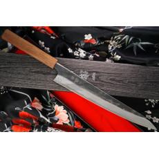 Japanilainen viipalointiveitsi Sujihiki Ittetsu Shirogami IW11813 27cm