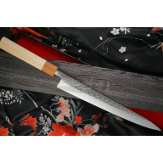 Японский кухонный нож Суджихики Ittetsu Tadafusa OEM IS-46 27см