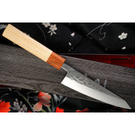 Japanese kitchen knife Ittetsu Tadafusa OEM Honesuki IS-47 15cm