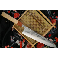 Gyuto Japanese kitchen knife Ittetsu Tadafusa OEM IS-45 24cm